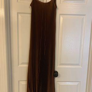 Vince Dresses - VINCE Pleated Cami Dress
